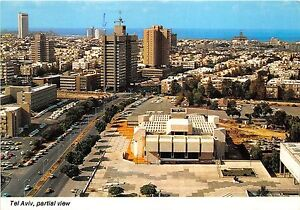 BG21111  tel aviv partiel view  israel