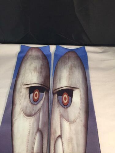 Pink Floyd Division Bell Tube Socks Knee High Rock n Roll Memorabilia