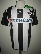 Heracles Almelo home Holland football shirt soccer jersey voetbal trikot size L