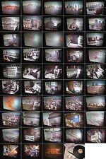 16 mm Film 1990-USA Boston-Carolinas Industrie-High Tech- Historical admissions