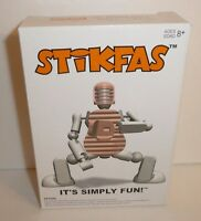 Baseball Player White Action Figure Kit Stikfas Model Kit Afk20l Pitcher Catcher