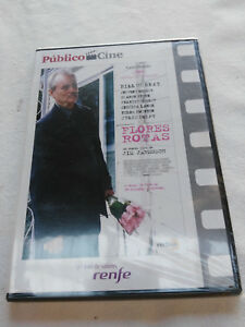 FLORES-ROTAS-BILL-MURRAY-JIM-JARMUSCH-SHARON-STONE-DVD-SLIM-ESPANOL-ENGLISH
