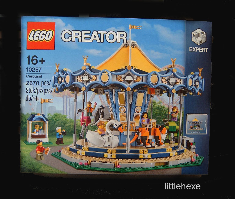 LEGO Creator Expert 10257 Karussell Carousel NEU/OVP