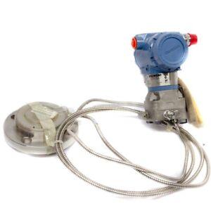 Rosemount-3051CD-Differential-Coplanar-Pressure-Transmitter-Foundation-Fieldbus