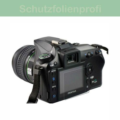 kristallklare Displayschutzfolie 2 Stück Canon PowerShot G7 X Mark III