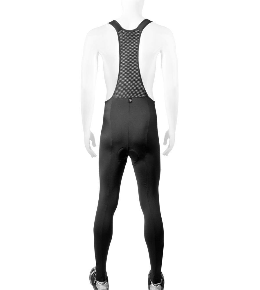 Aero Tech Designs TALL  Herren Herren  Bib Tights Thermal Stretch Fleece Padded Bibs aae7ba