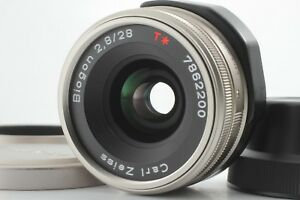 Details about 【Mint】Contax Carl Zeiss Biogon G 28mm F2 8 T* Lens for G1 G2  From Japan #J112
