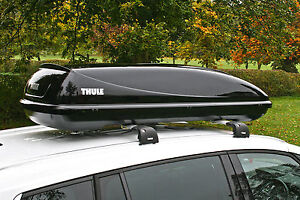Brand New Thule Ocean 200 Gloss Black 450ltr Roof Box