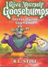 Secret Agent Grandma (Give Yourself Goosebumps),R. L. Stine