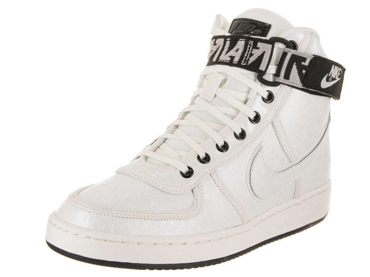 NIKE VANDAL LX HIGH BASKETBALL SNEAKERS WOMEN SHOES WHITE AH6826-100 SZ 8.5 NEW