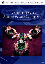 Elizabeth Taylor: Auction of a Lifetime (DVD, 2013)