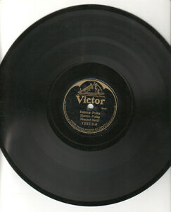 PEASANT-BAND-034-Helena-Polka-End-of-The-World-Polka-034-VICTOR-78RPM