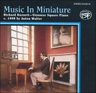 Music in Miniature (CD, Jan-2011, Amon Ra)