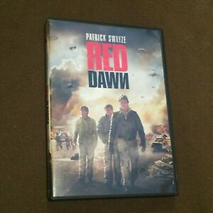 Patrick Swayze Red Dawn Movie DVD Video | eBay
