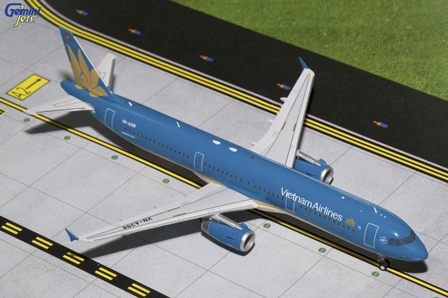 Vietnam Airlines Airbus A321 VN-A398 Gemini Jets G2HVN658 Scale 1 200