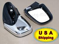 Chrome Rearview Side Mirror For Bmw Bmw K1200 K1200lt K1200m 99-08 1999-2008 Usa