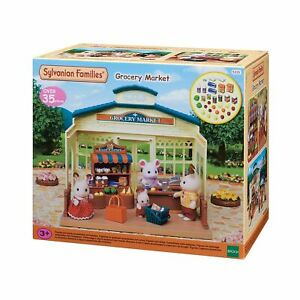 SYLVANIAN-FAMILIES-GROCERY-MARKET-COLLECTABLE-TOY