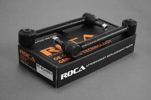 Rocar 2pcs Lh Rh Ds Ps Rear Toe Control Arms W Bushings