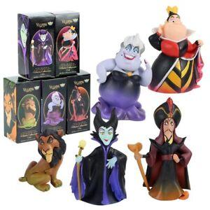 5pcs-lot-Princess-Figures-Lion-King-Maleficent-Aladdin-Genie-Jafar-The-Little-Me