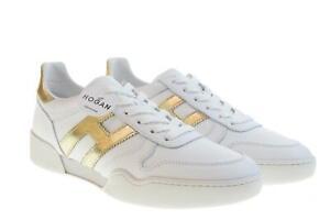 HOGAN Sneakers basse donna bianco Consegna gratuita