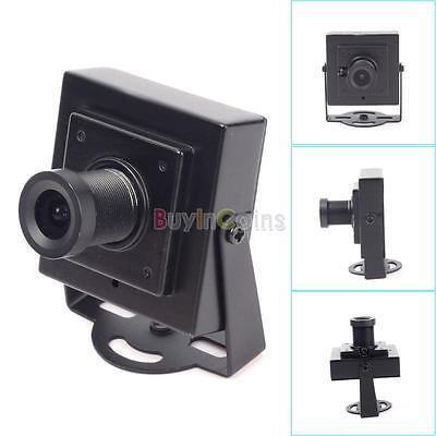 "HD 700TVL 1/3""  PAL 3.6mm MTV Board Mini RC Lens CCTV Security Video FPV Camera"