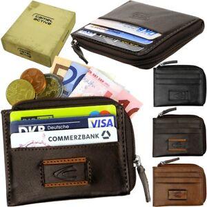CAMEL-ACTIVE-Mini-Geldboerse-Geldbeutel-Kreditkartenetui-Portemonnaie-Klein-Neu