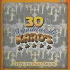 30 Pagaditas De Karo's NUEVO Y Lo 0037629412020 CD