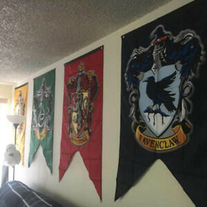 Harry-Potter-Magic-Four-Hogwarts-Colleges-Pattern-House-Banner-Flag-Decorative