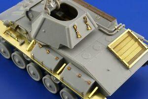 Eduard-1-35-T-70M-Version-con-Early-Redondeado-Defensas-para-Mini-Arte-Kits
