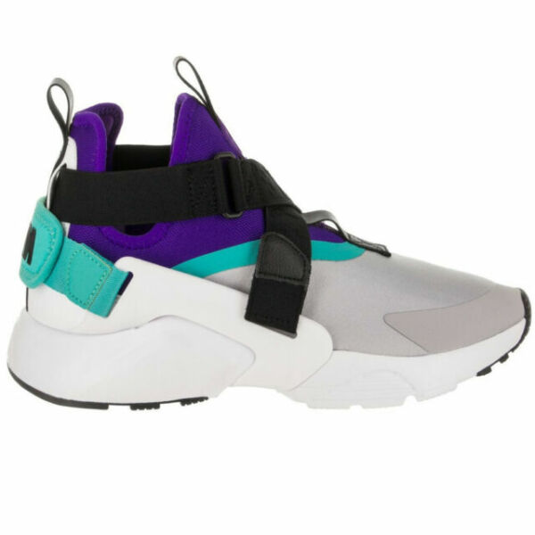 Size 9 - Nike Air Huarache City Grey Purple Jade for sale online ...