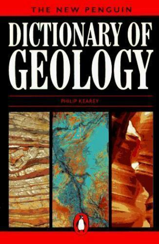Dictionary of Geology, The New Penguin (Dictionary, Penguin)-ExLibrary