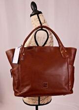 389f438e4c5 Dooney   Bourke Florentine Leather Kirsten Tote 8L3791 CS Chestnut Brown NWT