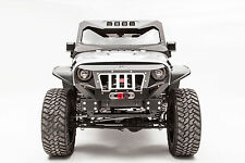 2007-2016 Jeep Wrangler JK Fab Fours Grumper & ViCowl GR1000-1, JK3020-1