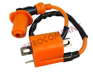 ignition coil honda spark plug wire oem part as41 cdi ebay. Black Bedroom Furniture Sets. Home Design Ideas