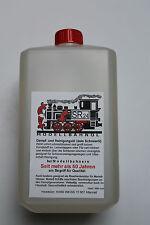 SR24; Modellbahn Dampf-und Reinigungsöl #  1000 ccm