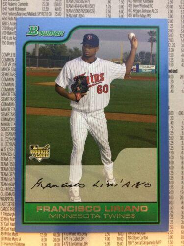2006 Bowman Rookie Card RC
