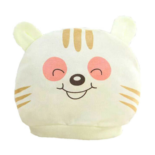 Newborn Infant Baby Girl Boy Soft Comfortable Cotton Cap Warm Hat Cute 15*13cm