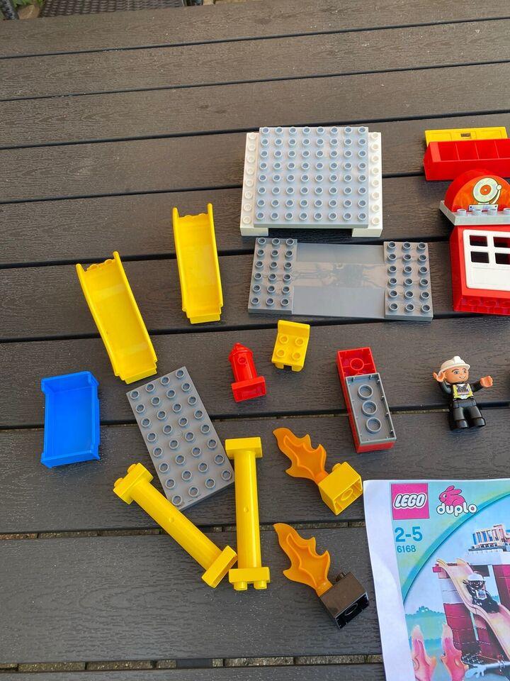 Lego Duplo, Brandstation 6168