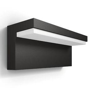 NEU-Philips-LED-Aussenlampe-Aussenleuchte-Wandlampe-Leuchte-Modell-034-Bustan-034