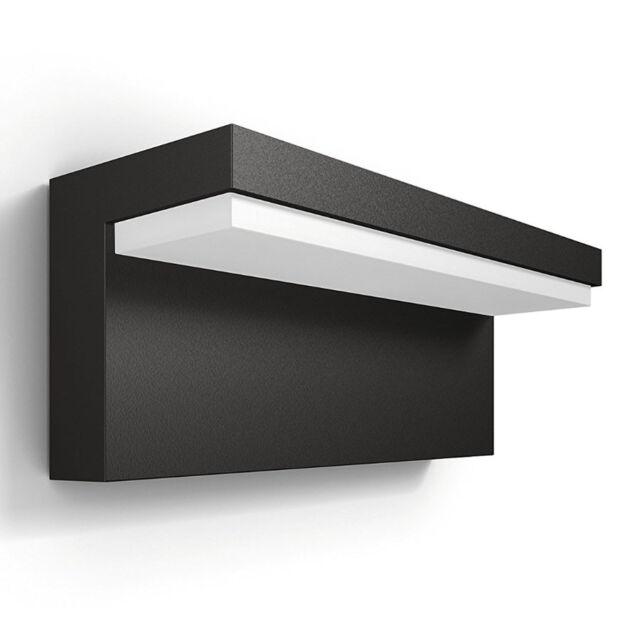 """Philips LED Aussenlampe Aussenleuchte Wandlampe Leuchte Modell """"Bustan"""""""