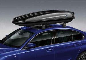 Bmw Genuine Car Roof Top Storage Cargo Carrier Box 420