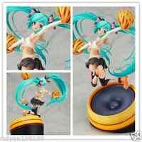 Anime Hatsune Miku Cheerful Ver. Cheerful PVC Figure 22cm in Box