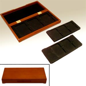 3 or 6 Slabs Oak Slab Box