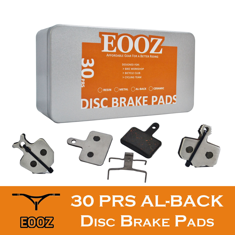 30PRS Bike brake pads Lightweight shimano sram magura formula hayes tektro zoom