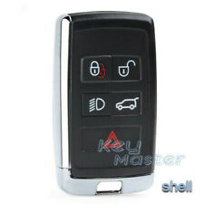 Smart Remote Key Shell Fob For Land Rover Range Rover Velar Discovery 2018 2020 Fits More Than One Vehicle