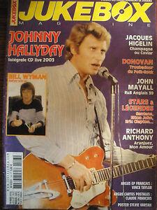 Magazine-Jukebox-Magazine-N-193-J-Hallyday-Higelin-J-Mayall-B-Wyman-Donovan