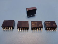 (5) TN2-H-12V Aromat Nais General Purpose DPDT Relay 12VDC 12V NEW 10 PIN DIP
