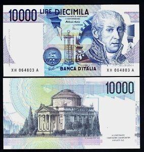 10.000 Lire Volta Série Spéciale De Remplacement Xh Fds Ahnelcz6-08004545-871101851