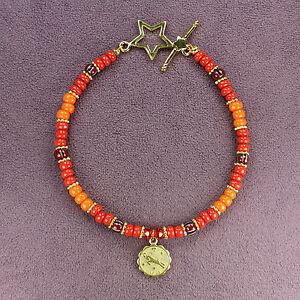 Details about ARIES ZODIAC CHARM BRACELET Amulet Astrology Stars Sun Signs  Symbol Horoscope
