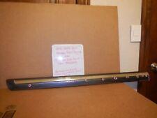 2009-15 Honda Pilot LH Front Door Side Molding Dark Cherry Pearl 75322SZAA120529